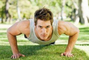 Упражнения для грудных мышц дома для девушек видео