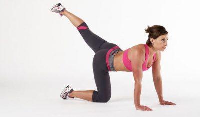 Средние и малые мышцы