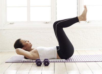 Особенности упражнений для боковых мышц