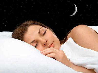 Как долго следует спать ночью?