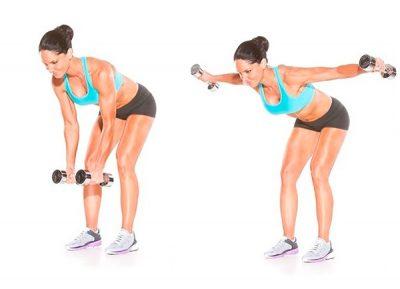 Лучшие упражнения на плечи для прироста объема
