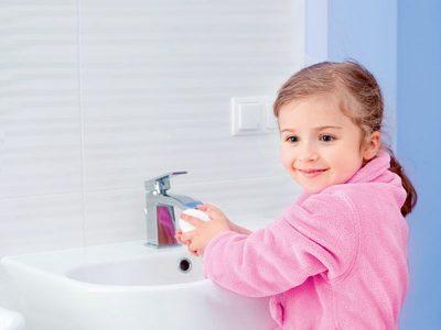 Чистота рук и гигиена дома